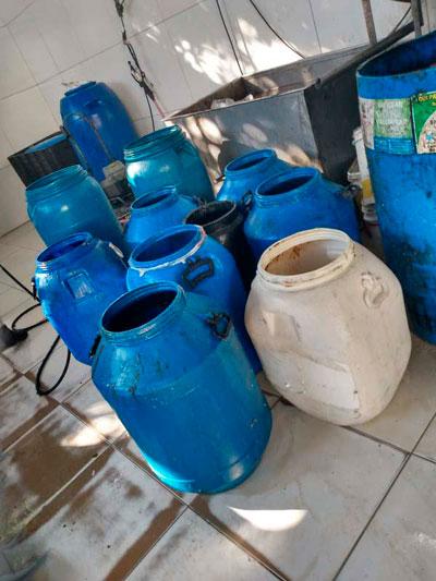 Comprar oleo vegetal reciclado