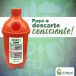 Empresa de reciclagem de oleo de cozinha usado